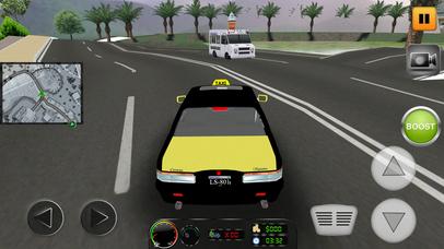 Taxi Simulator 2017: City Car Driving screenshot 5
