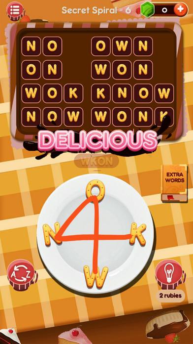 Word Cooking screenshot 2