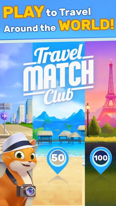 Travel Match Club screenshot 1