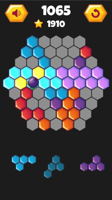 Hexagon Pals screenshot 1