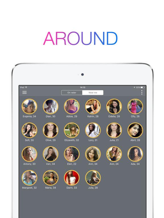 radar dating app Purmerend