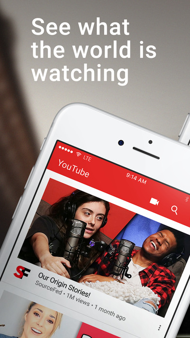 Screenshot #5 for YouTube - Watch Videos, Music, and Live Streams