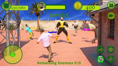 Fidget Spinner Superhero Street Battle screenshot 4