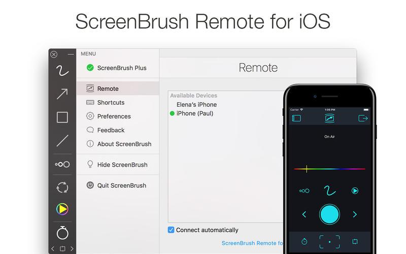 ScreenBrush for Mac