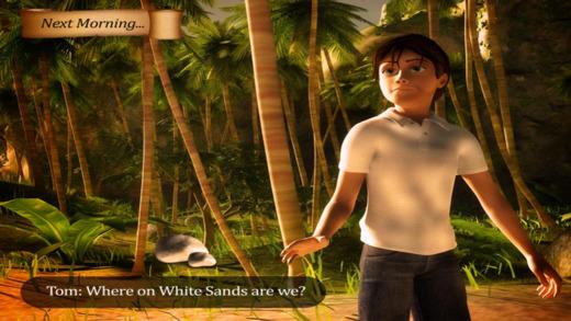 Stranded: Escape White Sands Screenshots