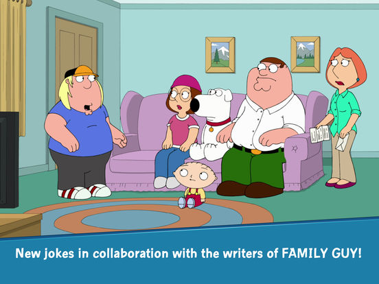 Family Guy: The Quest for Stuffscreeshot 4