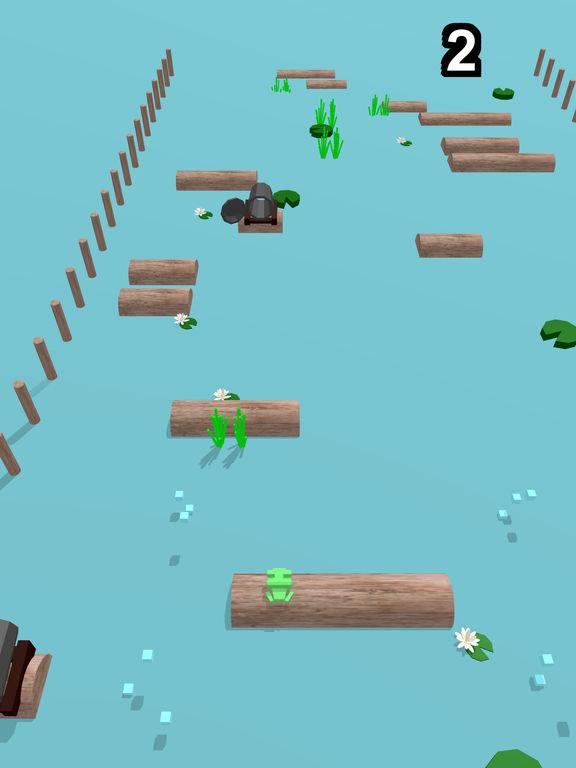 Lots of vigorous flowing logs screenshot 6
