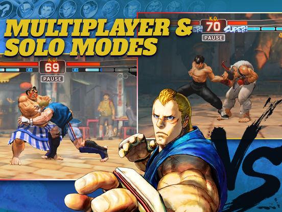 Street Fighter IV Champion Edition screenshot 10