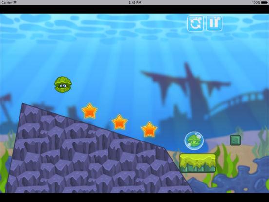 海底生物救援-好玩的闯关小游戏 screenshot 7
