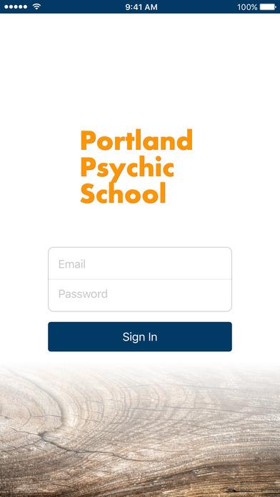Portland Psychic School screenshot