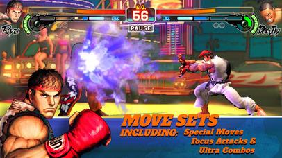 Street Fighter IV Champion Edition screenshot 1