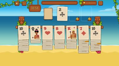 Tiki Solitaire screenshot 2