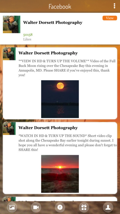 Walter Dorsett - Screensavers screenshot 3