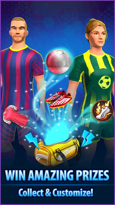 Soccer! Hero screenshot 4