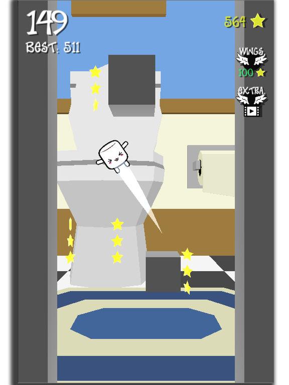 Marshmallow Boy screenshot 8
