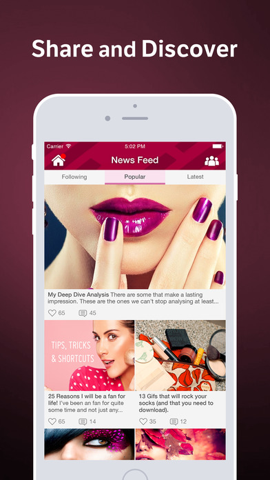 Makeup Amino Community for Cosmetics & Beauty Fans Скриншоты4