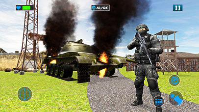 Боевой снайпер-последний день выживания Скриншоты4