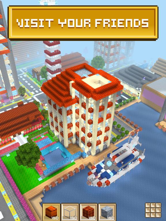 Block Craft 3D: Building Simulation Gamescreeshot 3