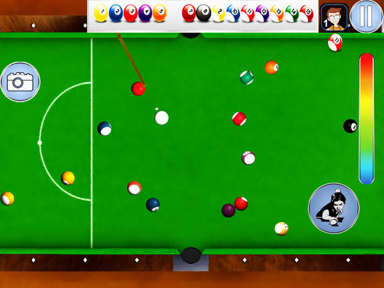 snooker pool Billiard game screenshot 6