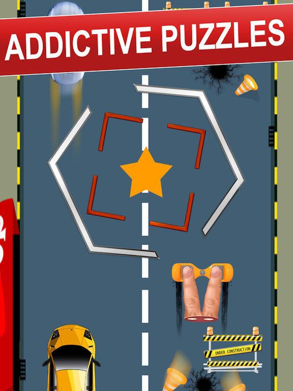 Finger Hover-board Skating Simulator screenshot 6