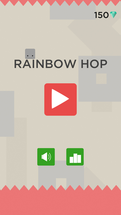 Rainbow Hop Screenshot