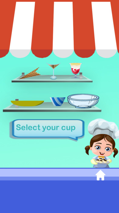 Ice Cream Cup screenshot 2