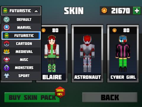 WorldCraft : 3D Build & Craft Скриншоты9