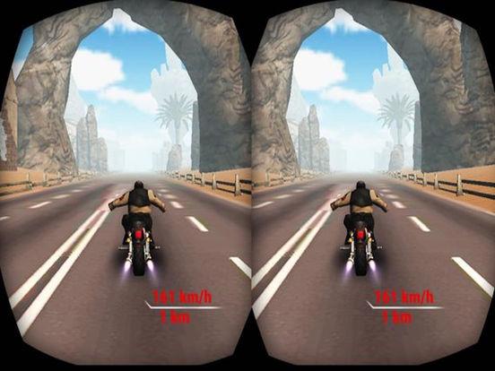 VR Motorcycle Rider screenshot 3