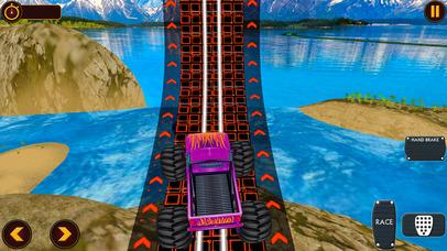 Top Monster Truck: Offroad Challenge Race screenshot 3