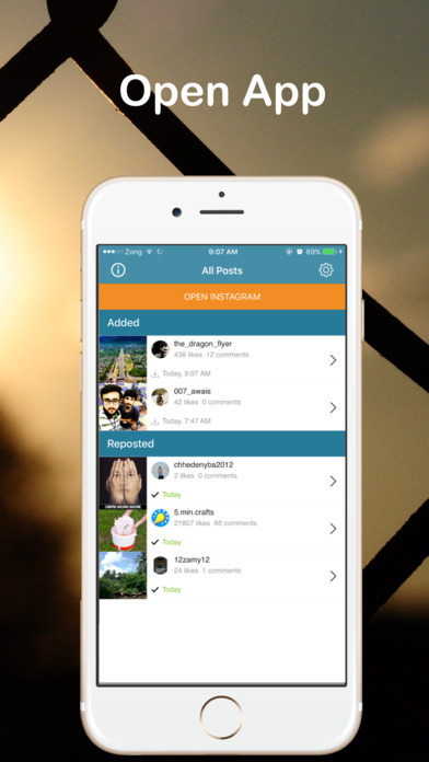 best repost app for instagram   grab vids amp pic ig app