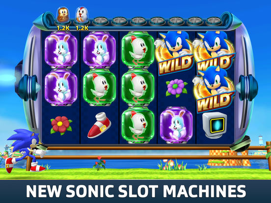 Sega slot machine iphone