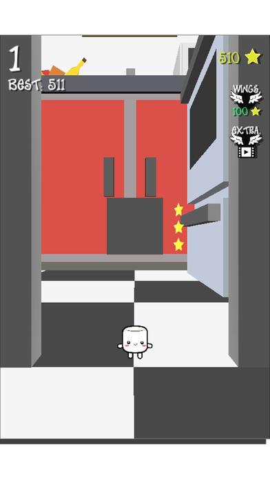 Marshmallow Boy screenshot 1