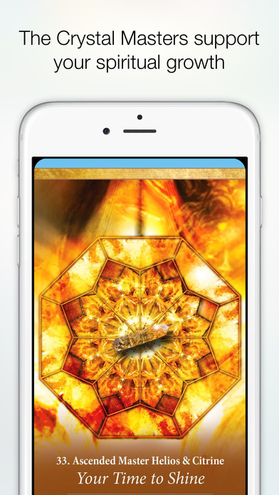 Crystal Mandala Oracle screenshot 4