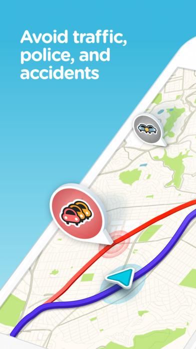 download Waze Navigation & Live Traffic apps 1