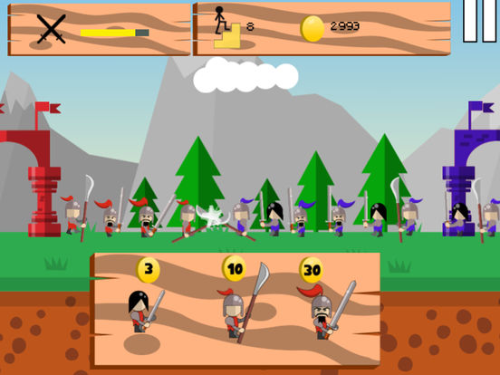 Warrior Strategy King screenshot 5