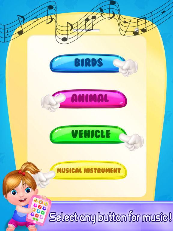 Baby Toys Phone Toddler Fun screenshot 5