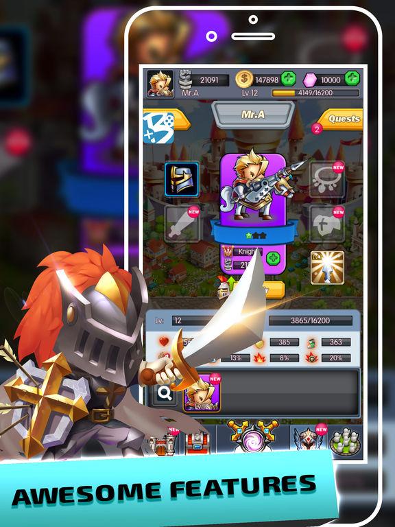 King of Crusades screenshot 9