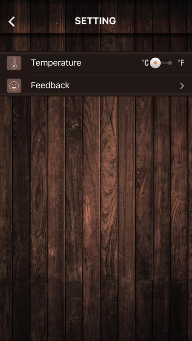 Digital Thermometer app screenshot 3
