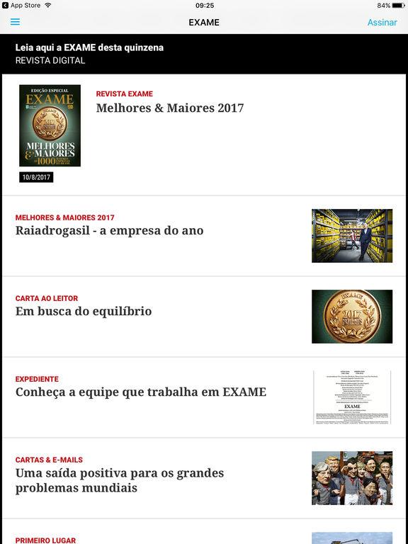 Revista EXAME截图3