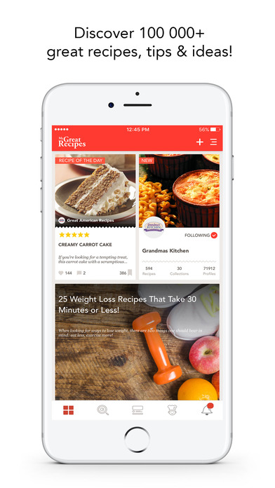download MyGreatRecipes! apps 4
