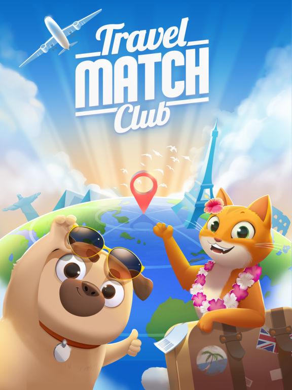 Travel Match Club screenshot 10