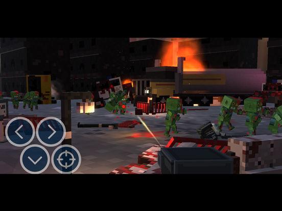 Police War Zombies: Intense Fighting Screenshots