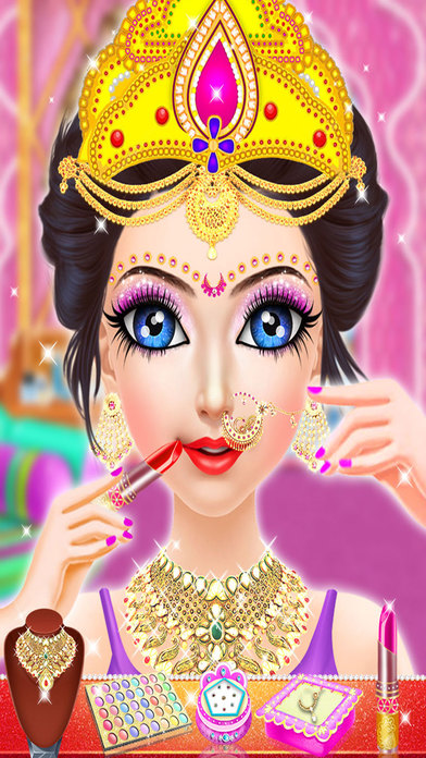 Radha Krishna Fashion Makeover screenshot 1