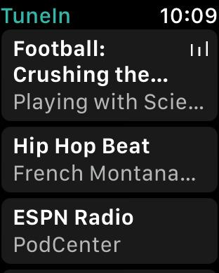Screenshot #12 for TuneIn Radio Pro - MLB Audiobooks Podcasts Music