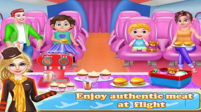 Airhostess Flight journey screenshot 4
