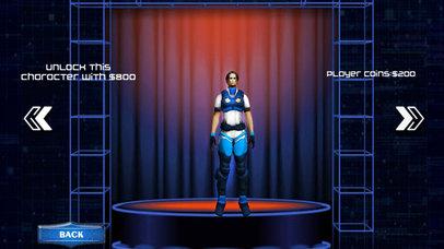 Police Hero Crime City Battle screenshot 1