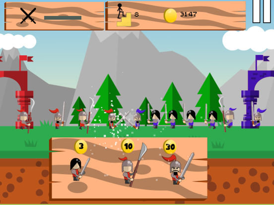 Warrior Strategy King screenshot 7
