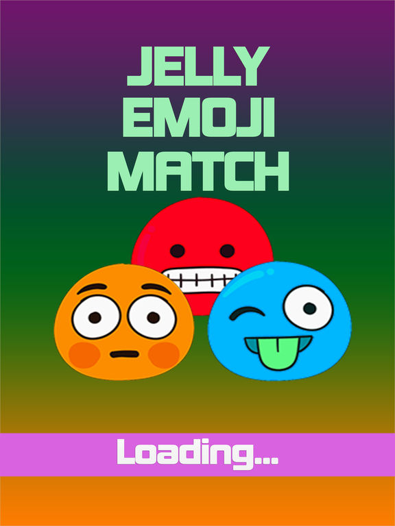Jelly Emoji Match screenshot 4