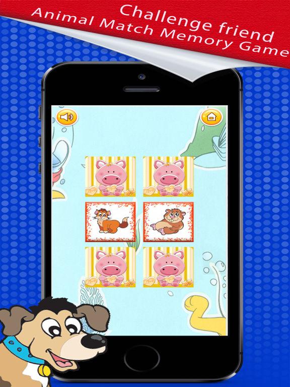 Memory Match : Animal Card Game screenshot 5
