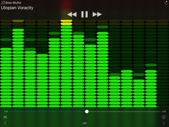 Carmen - Amazing Music Visualizer! Screenshots